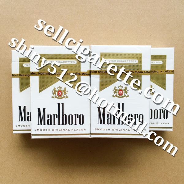Order 3 Cartons Of Marlboro Gold Short Cigarettes Cheap Sale Online
