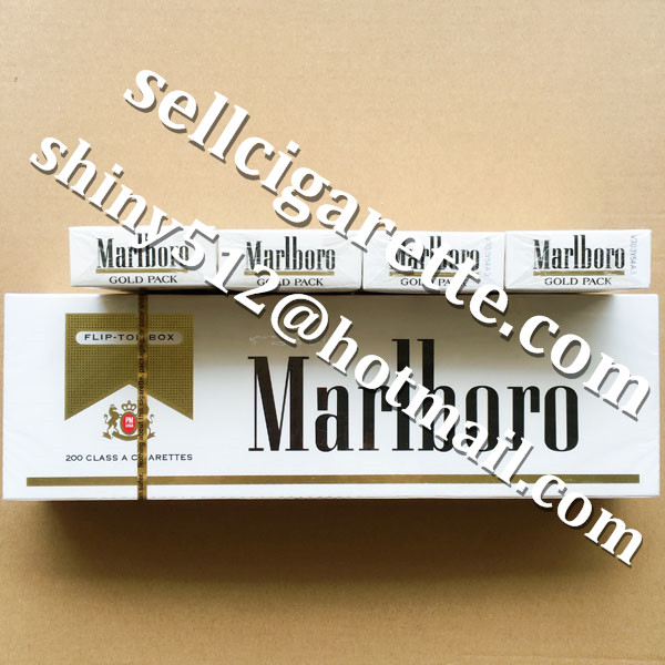 Buy Wholesale Marlboro Gold Short 30 Cartons Cigarettes Online Sale
