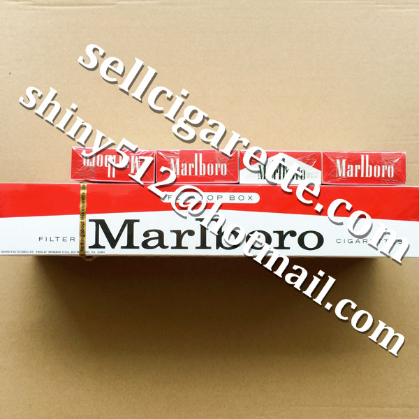 Buy Cheap Marlboro Red Cigarettes King Size 10 Cartons Outlet