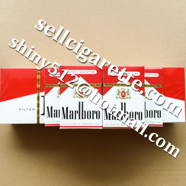 Wholesale Cheap Marlboro Red Regular 20 Cartons Cigarettes For Sale
