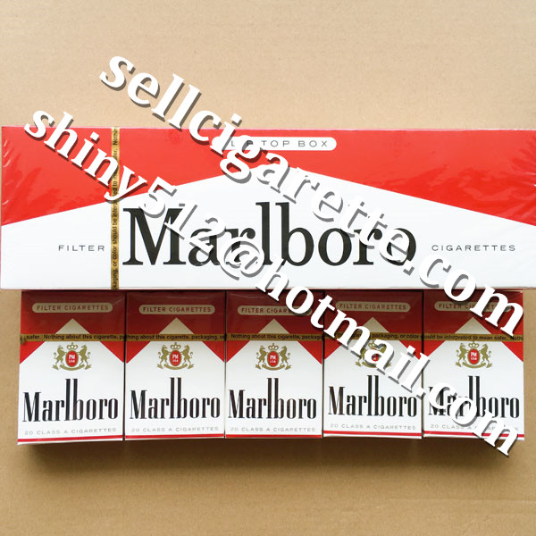 Supplying Cheap Cigarettes Marlboro Red King Size 40 Cartons Online