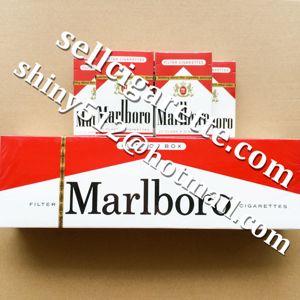 Shop Discount Marlboro Red Short Cigarettes 50 Cartons Clearance