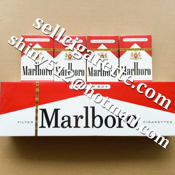 Hot Sale 100 Cartons Of Marlboro Red Short Cigarettes Wholesale