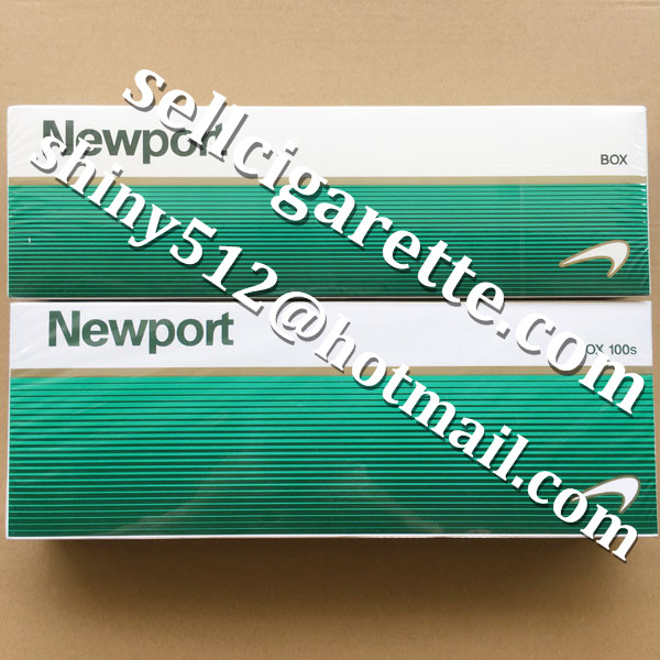 Wholesale Newport 100s Hard Pack Cigarettes 10 Cartons