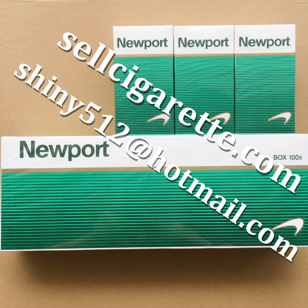 Supply 50 Cartons Of Newport 100s Cigarettes Outlet Online