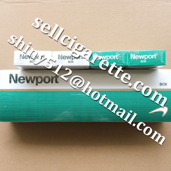 Newport Box Menthol Cigarettes 10 Cartons With A Big Discount
