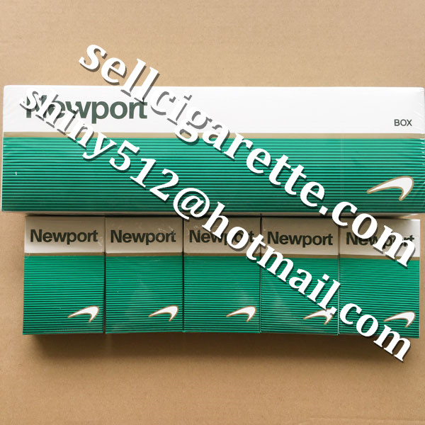 Discount 20 Cartons Newport Box Hard Packs Cigarettes Online Sale
