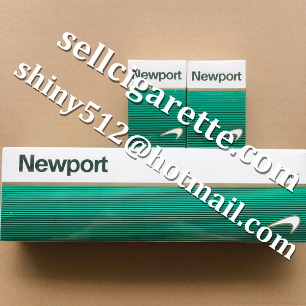 Sell Cigarettes Newport BOX 40 Cartons Outlet To USA