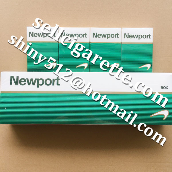 Wholesale 100 Cartons Of Newport BOX Cigarettes Hard Packs Online